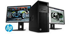 Workstations HP
