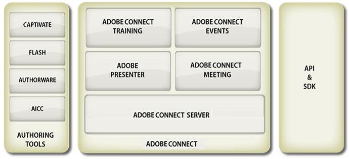 Composição Adobe Connect
