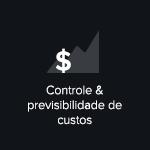 Controle & previsibilidade de custos