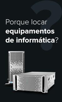 Porque locar software e equipamentos de informática? Solo Network
