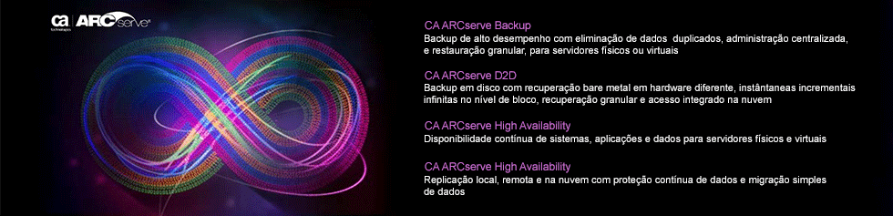 ARCserve by CA