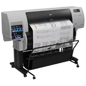Plotter HP Designjet T7100