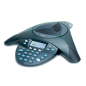 Polycom SoundStation2W - Telefone de Audioconferência Wireless Expansível