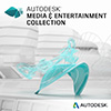 Autodesk Media and Entertainment Collection 2018 - Direito de uso anual