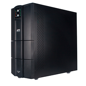 No-Break APC SMART-UPS 3KVA 3KW ENTRADA BIVOLT E SAIDA 115V