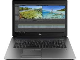 Workstation HP Zbook 17 G6